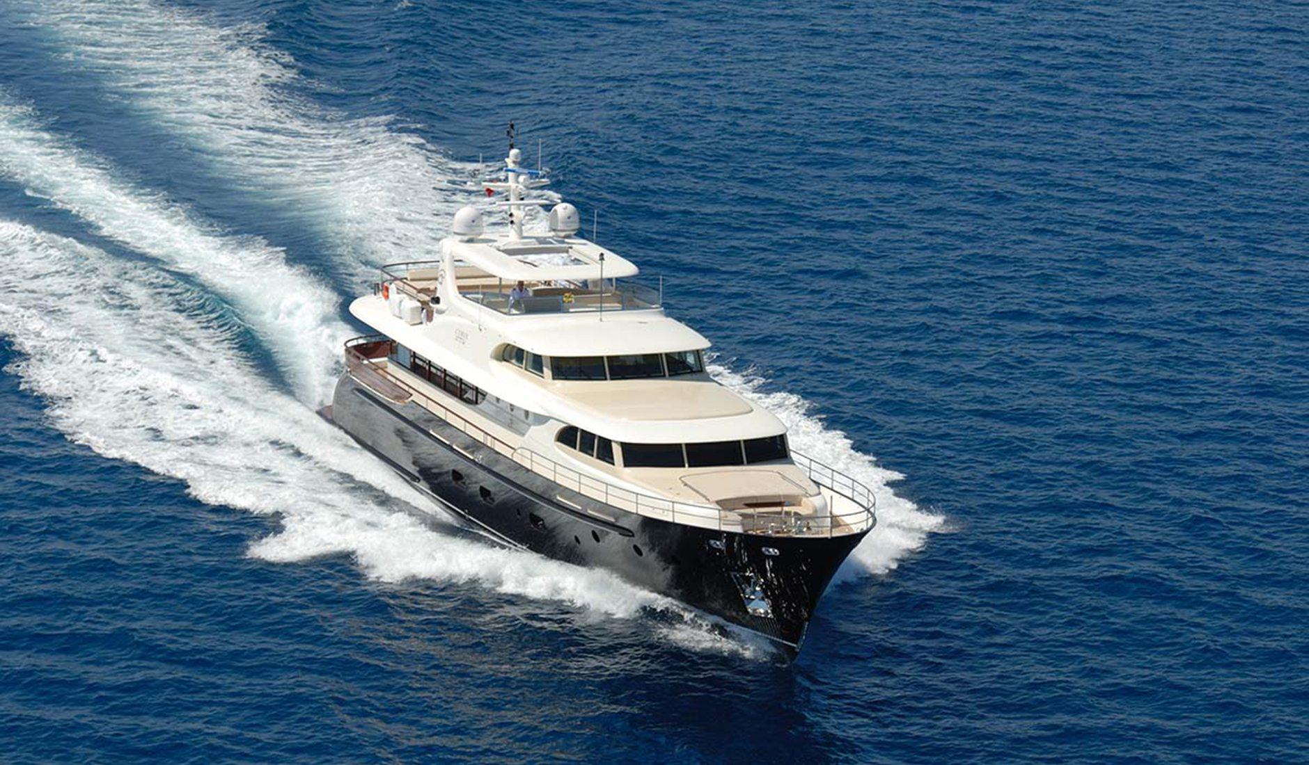 Аренда яхты CYRUS YACHTS Cyrus One/2008