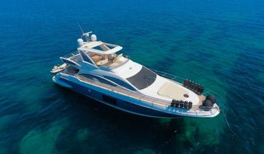 AZIMUT 64 FLY 2011 год
