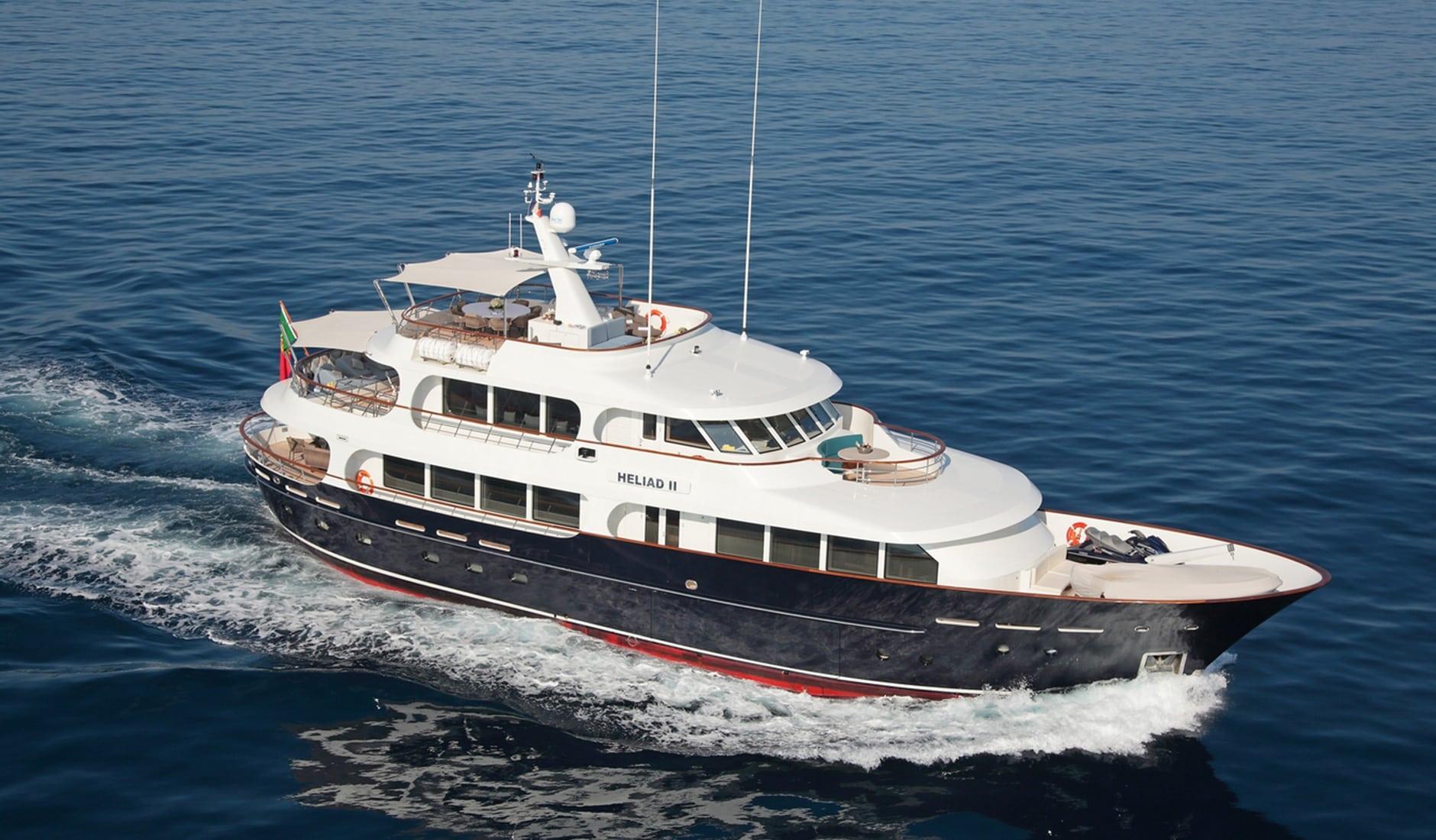 Аренда яхты LYNX YACHTS Heliad II/2013