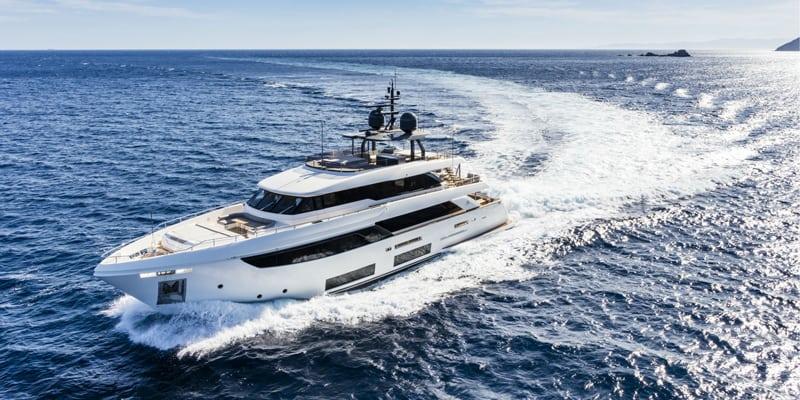 Список наград яхты Custom Line Navetta 33