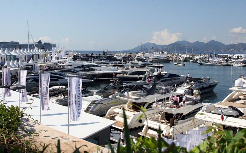 Более 180 премьер яхт на Cannes Yachting Festival 2016