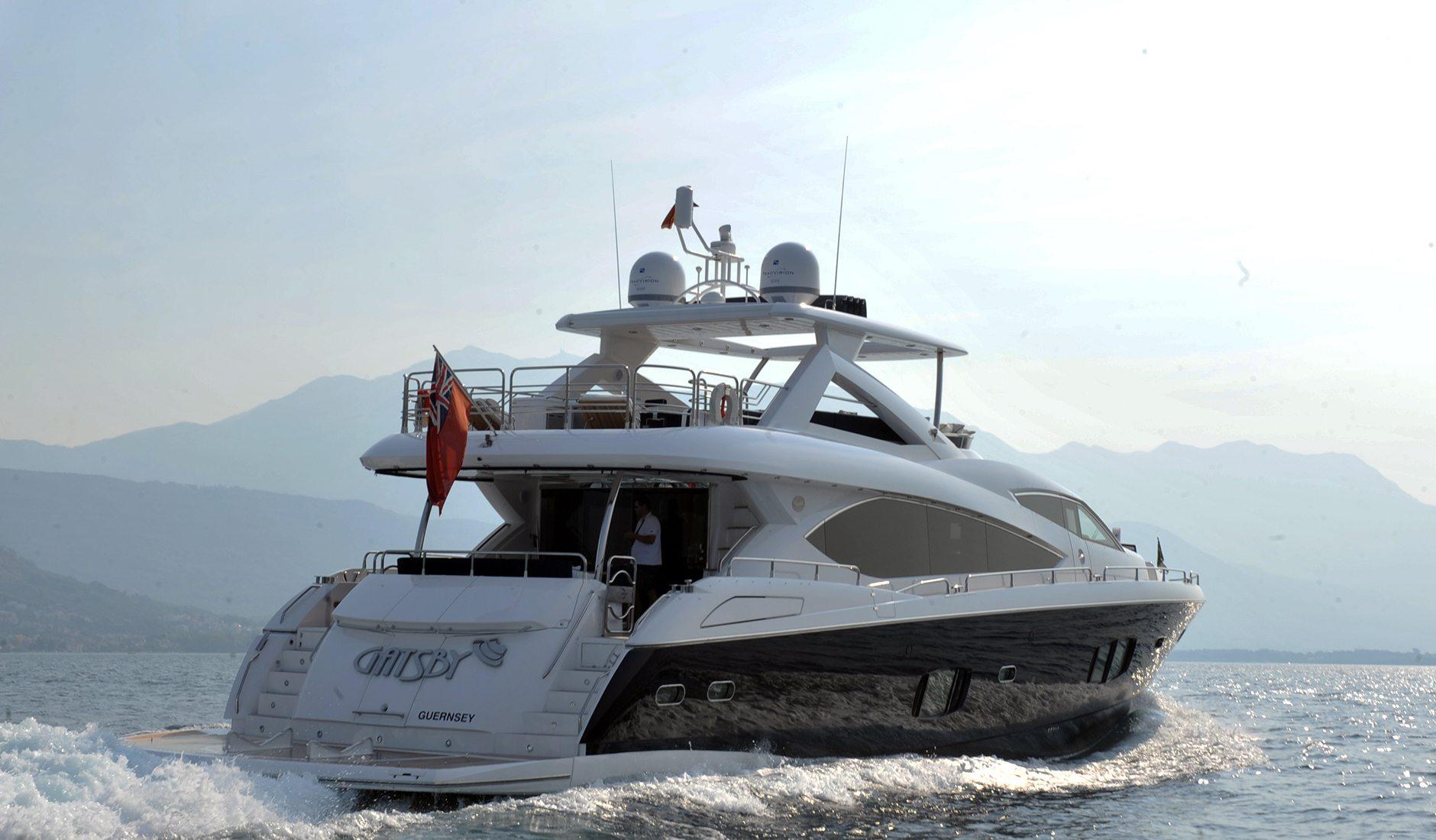 Аренда яхты SUNSEEKER 88/2011