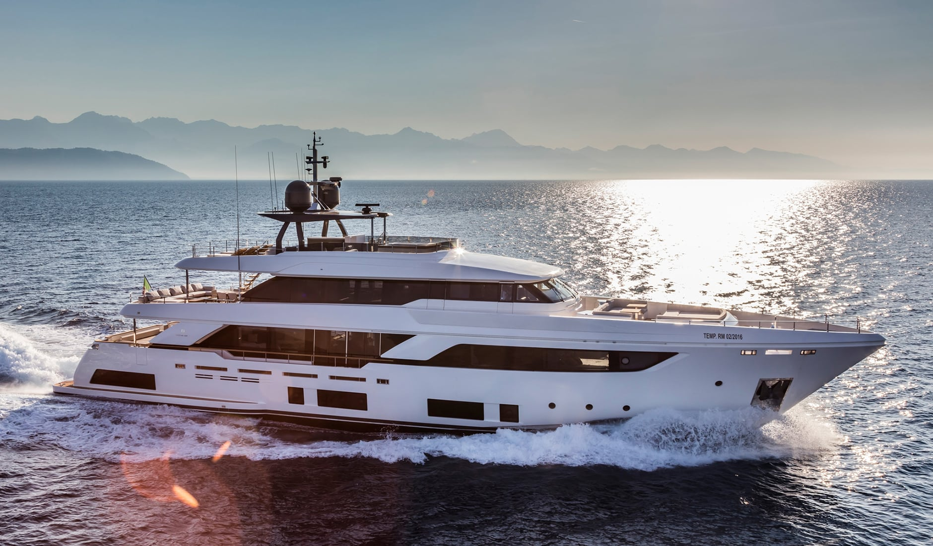 Buy yacht CUSTOM LINE NAVETTA 37