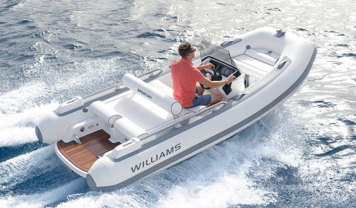 WILLIAMS Tenders Sportjet 520