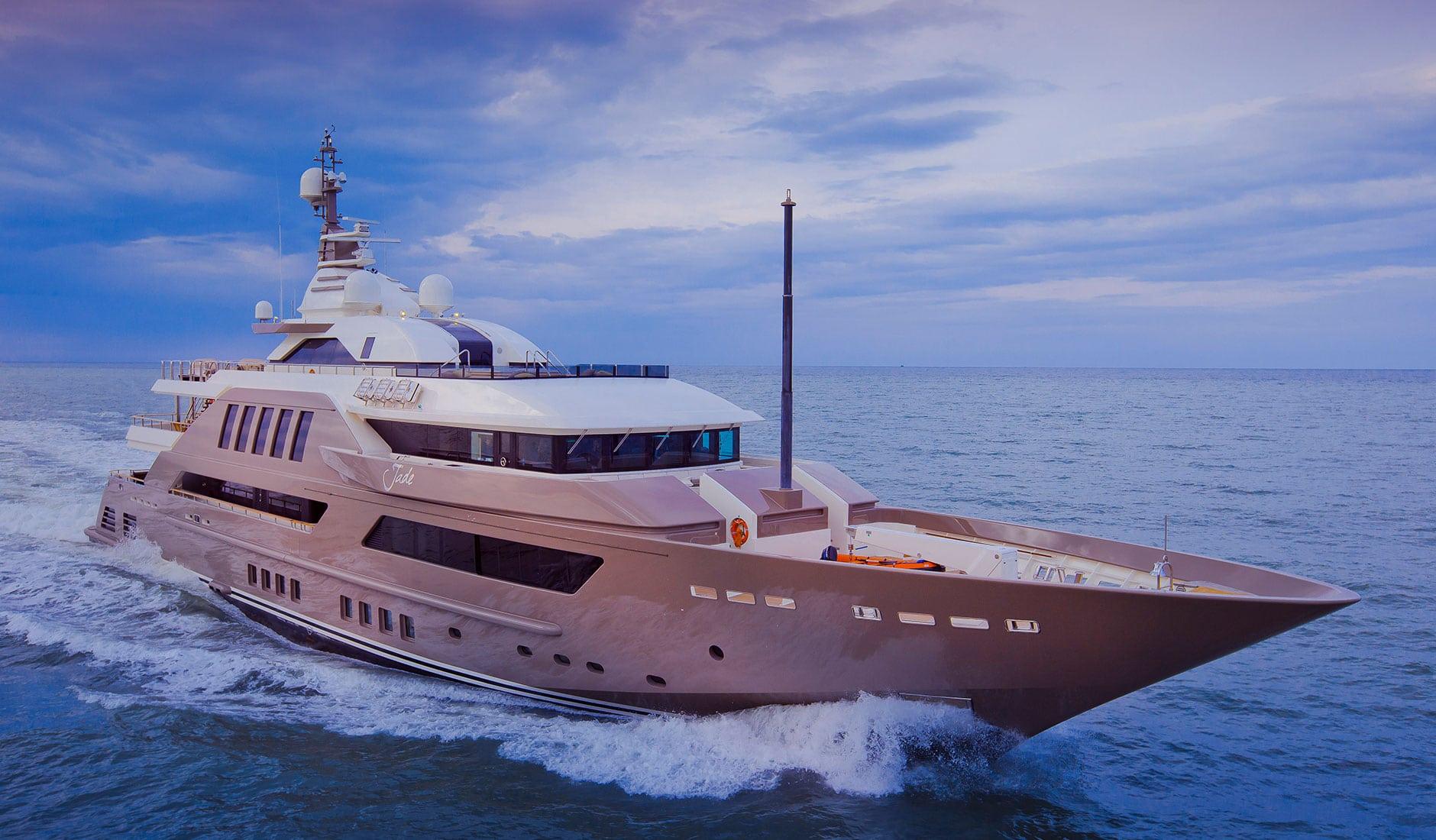 Купить яхту CRN 58 m