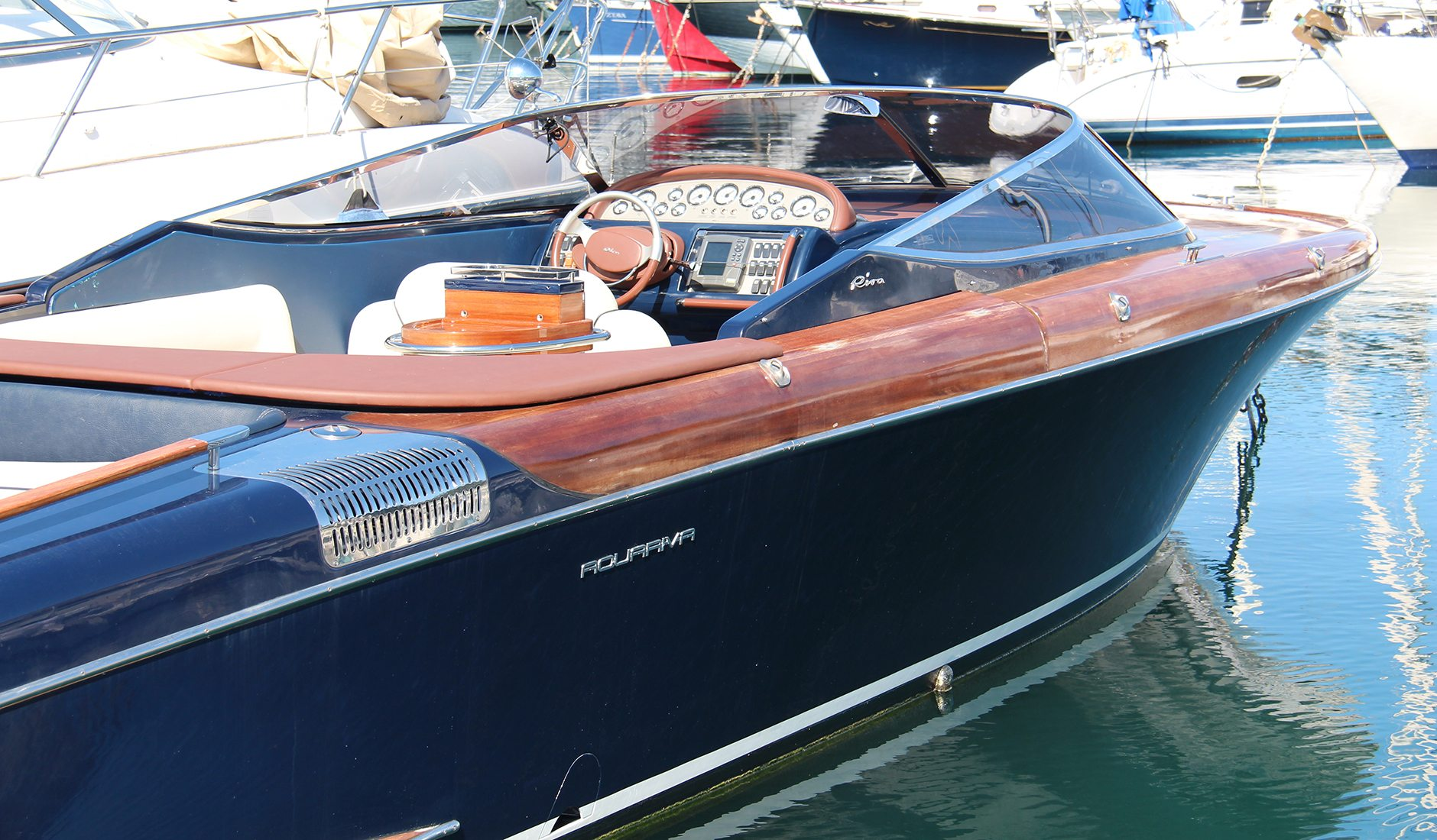 RIVA AQUARIVA SUPER/2003 Photo  1