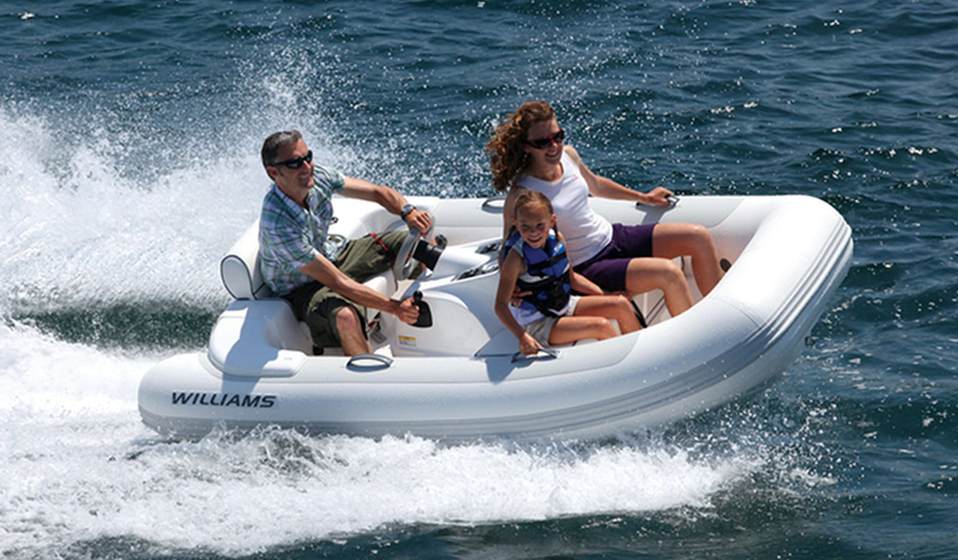 Buy yacht WILLIAMS TENDERS TURBOJET 285
