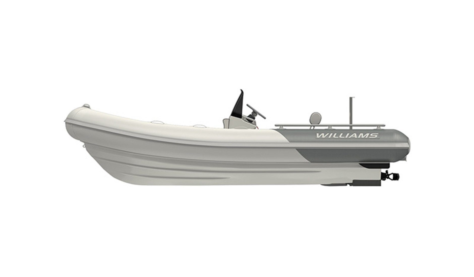 WILLIAMS Tenders Sportjet 520 Photo  4