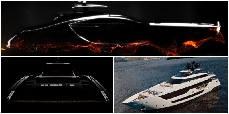 Ferretti Group анонсировала три новые модели яхт