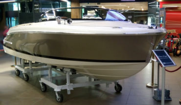 CHRIS-CRAFT CAPRI 21 новый