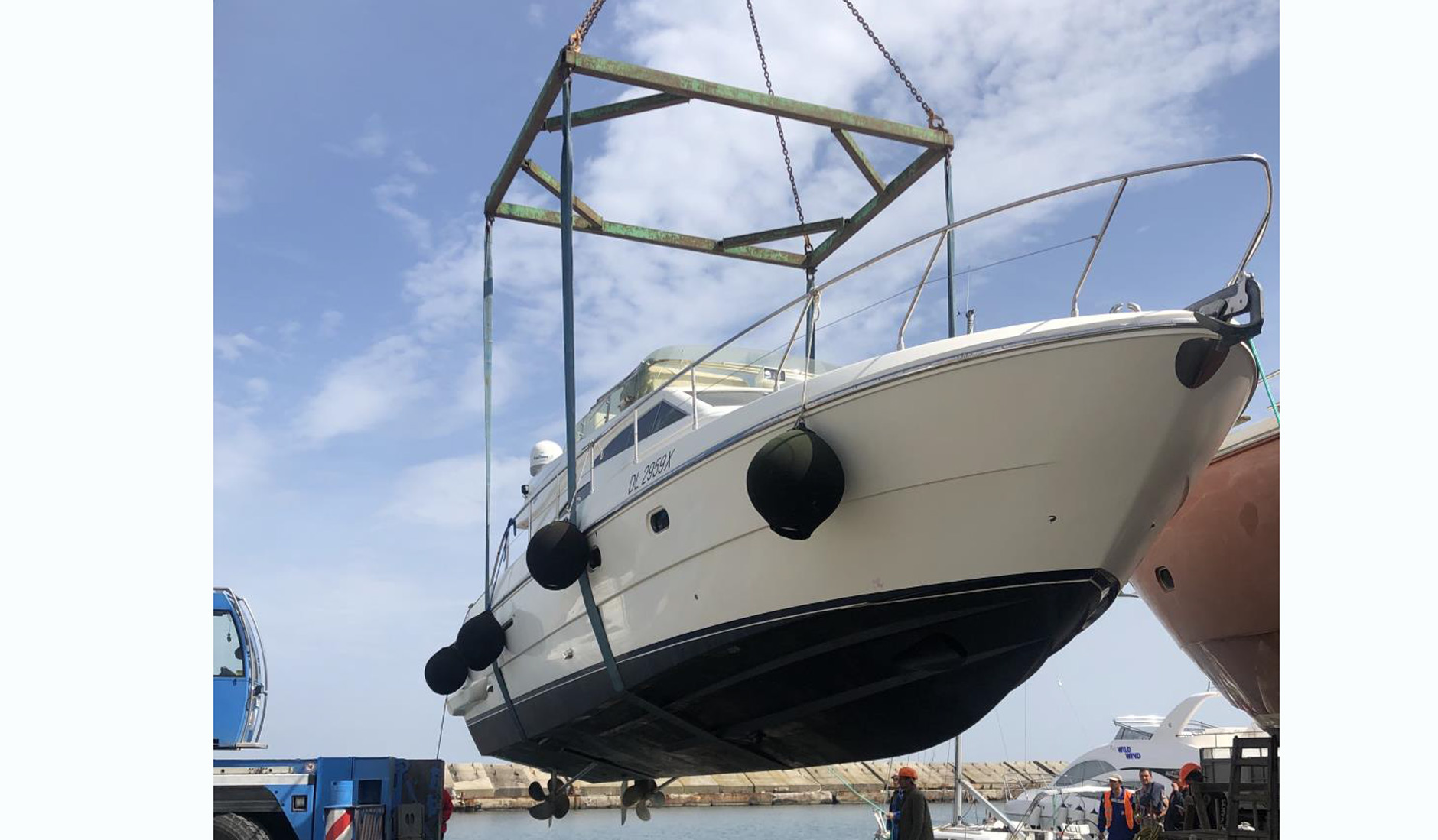 Ferretti Yachts 430 Refit 2020 Photo  2
