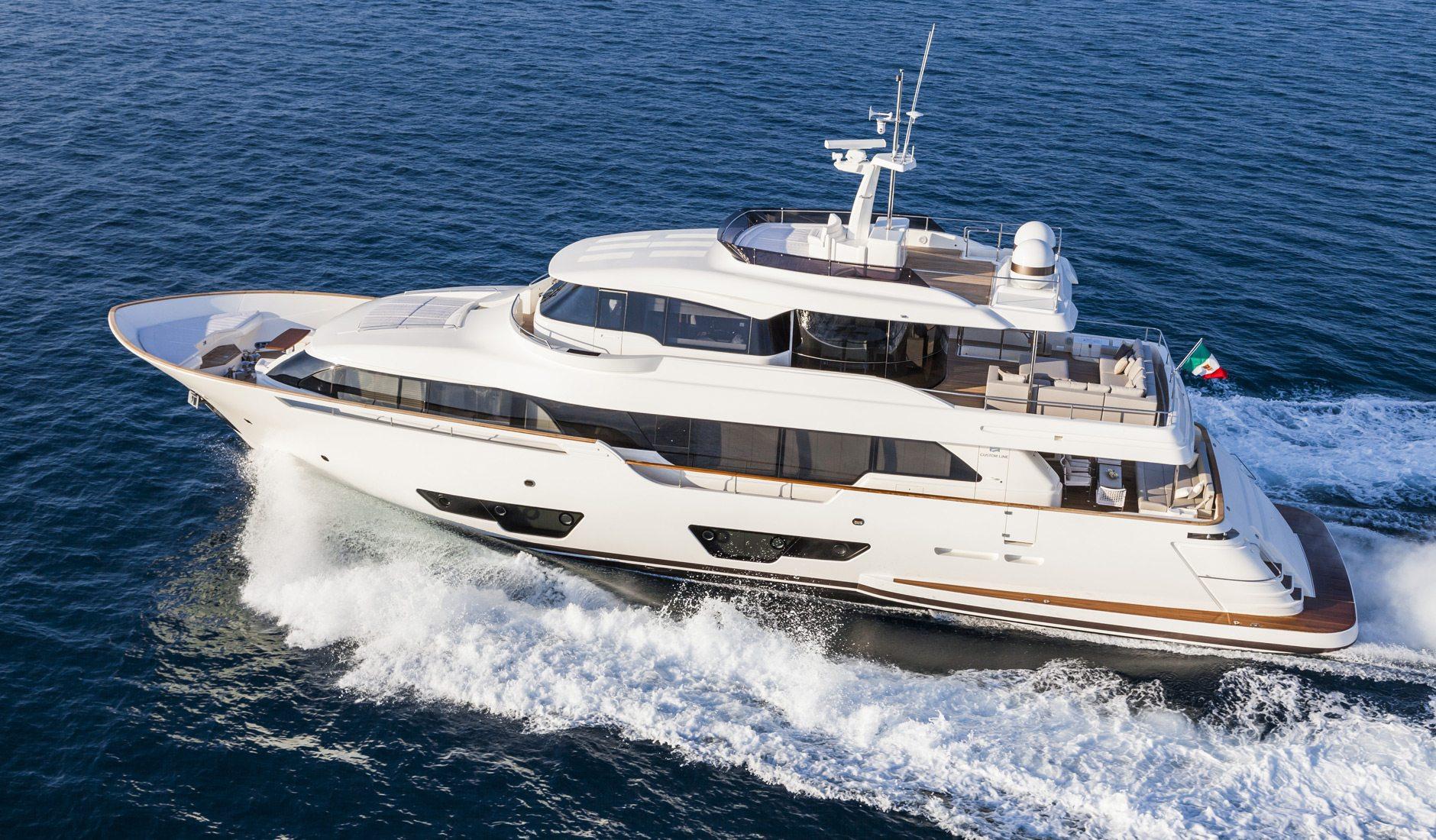 Buy yacht CUSTOM LINE NAVETTA 28/2016