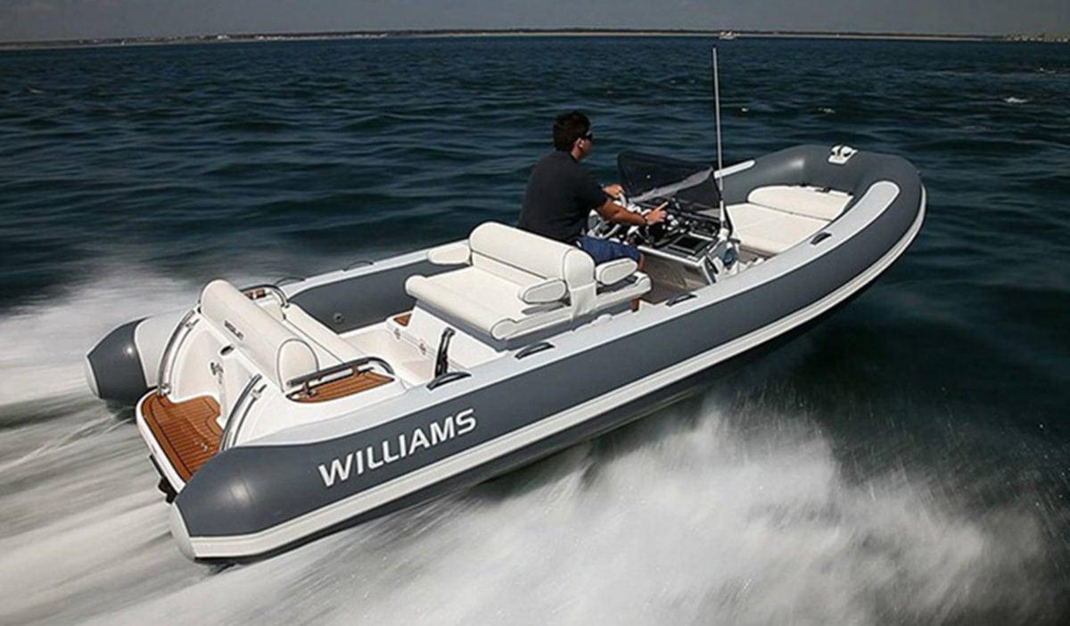 Williams Tenders Dieseljet 505