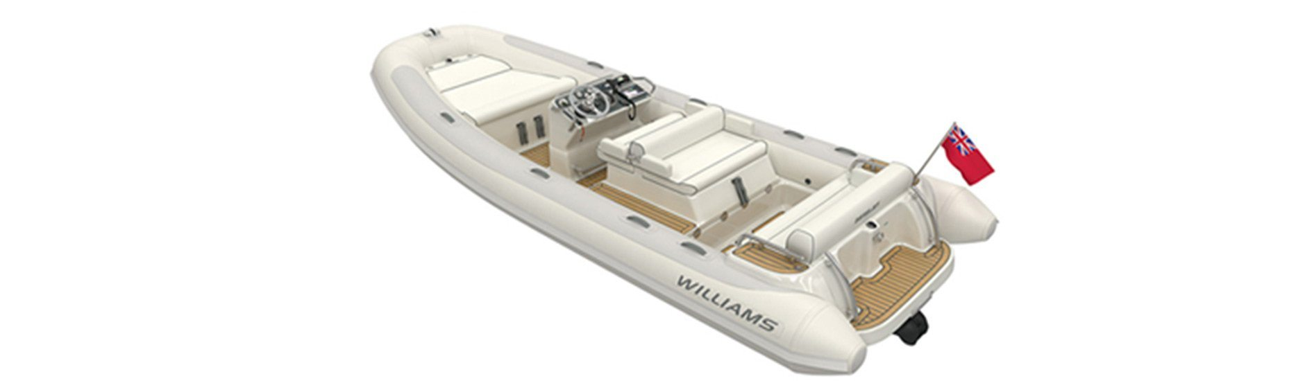 Buy yacht WILLIAMS Tenders Dieseljet 565