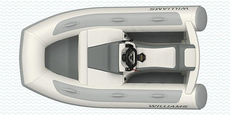 Новая серия тендеров Minijet для владельцев яхт