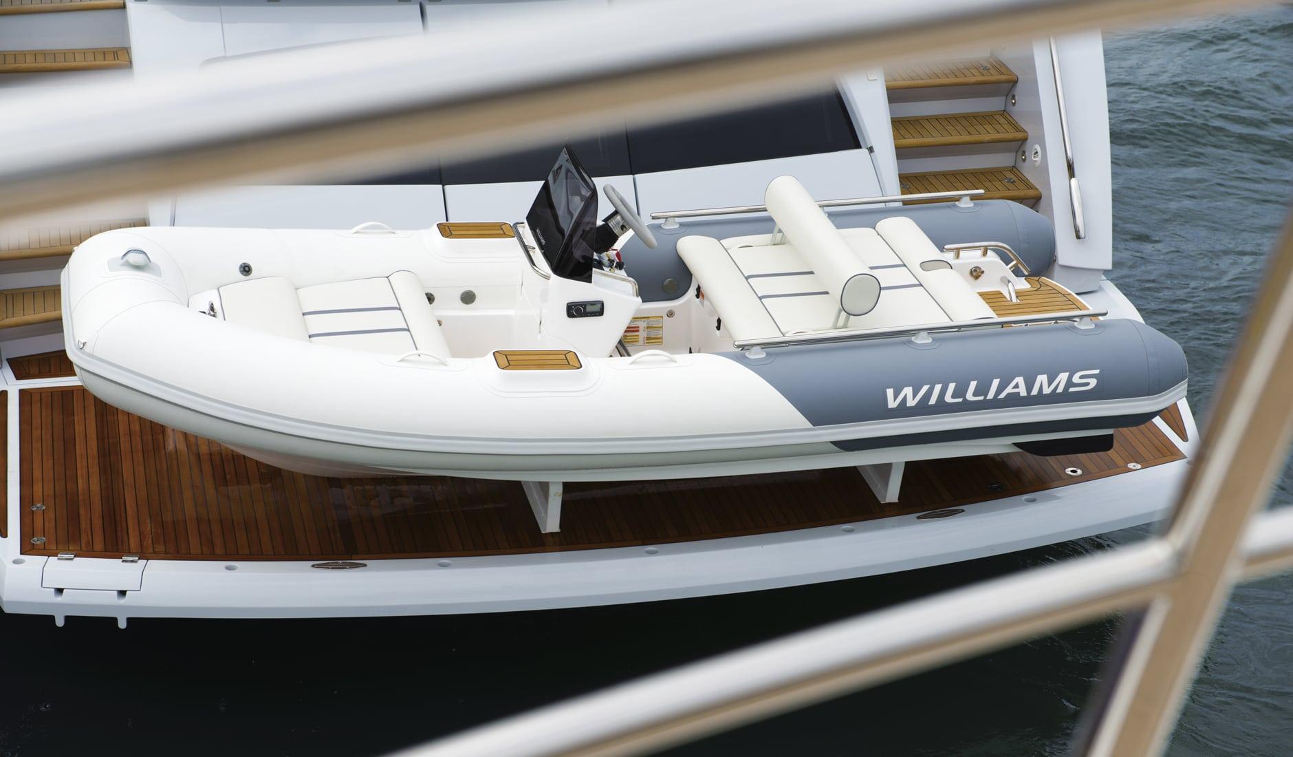 Williams Tenders SportJet 460 Photo  2