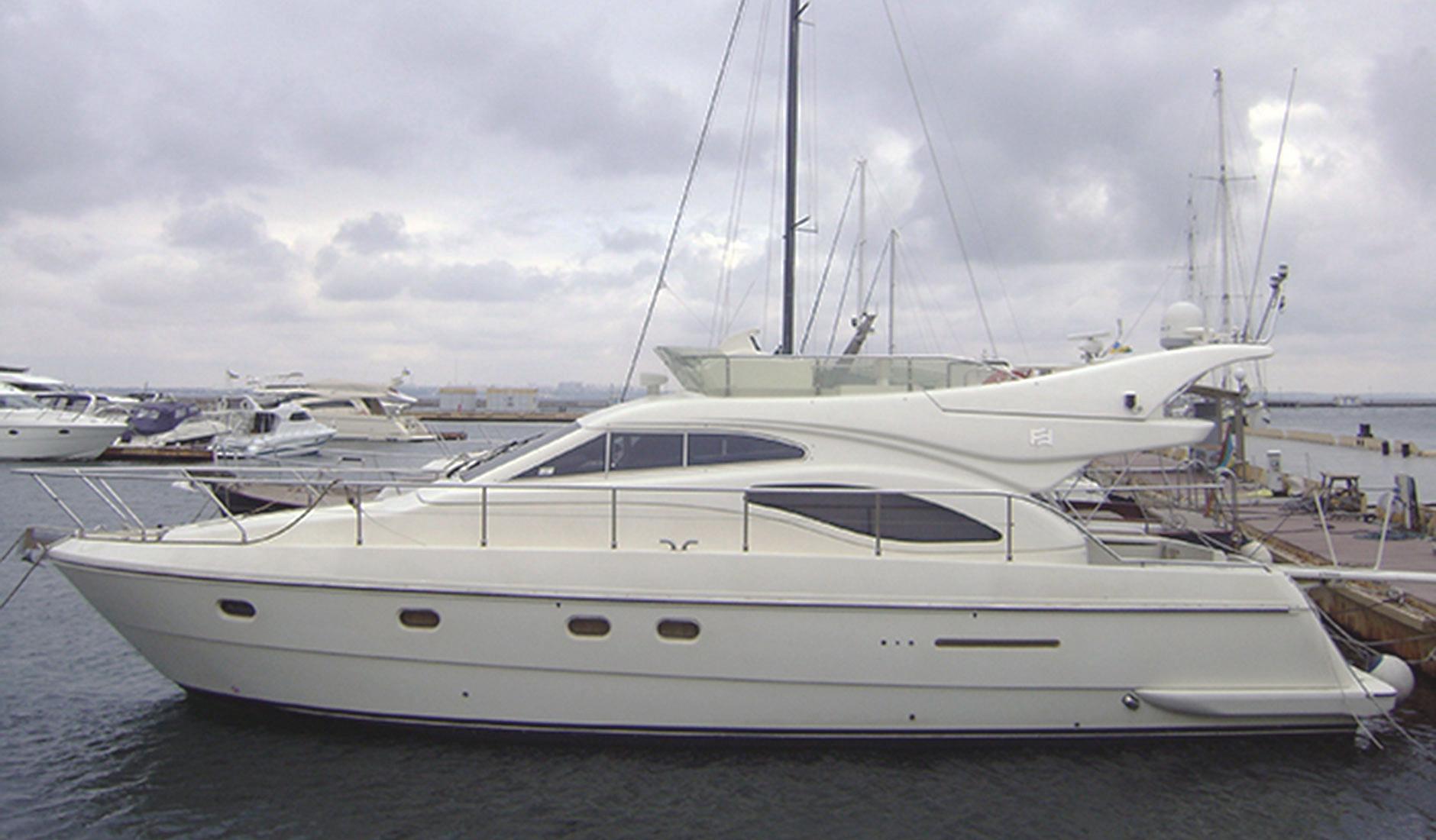 Ferretti Yachts 430 Refit 2020 Photo  5