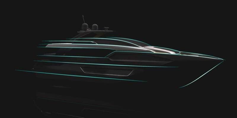 Представлен новый проект Riva 90