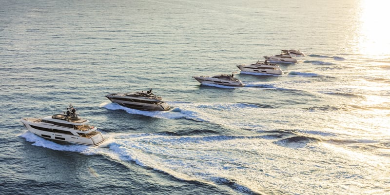 FERRETTI GROUP НА ВЫСТАВКЕ PALMA INTERNATIONAL BOAT SHOW
