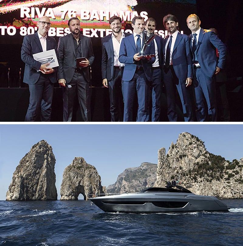 Триумф Riva 76 на мировом яхтенном шоу