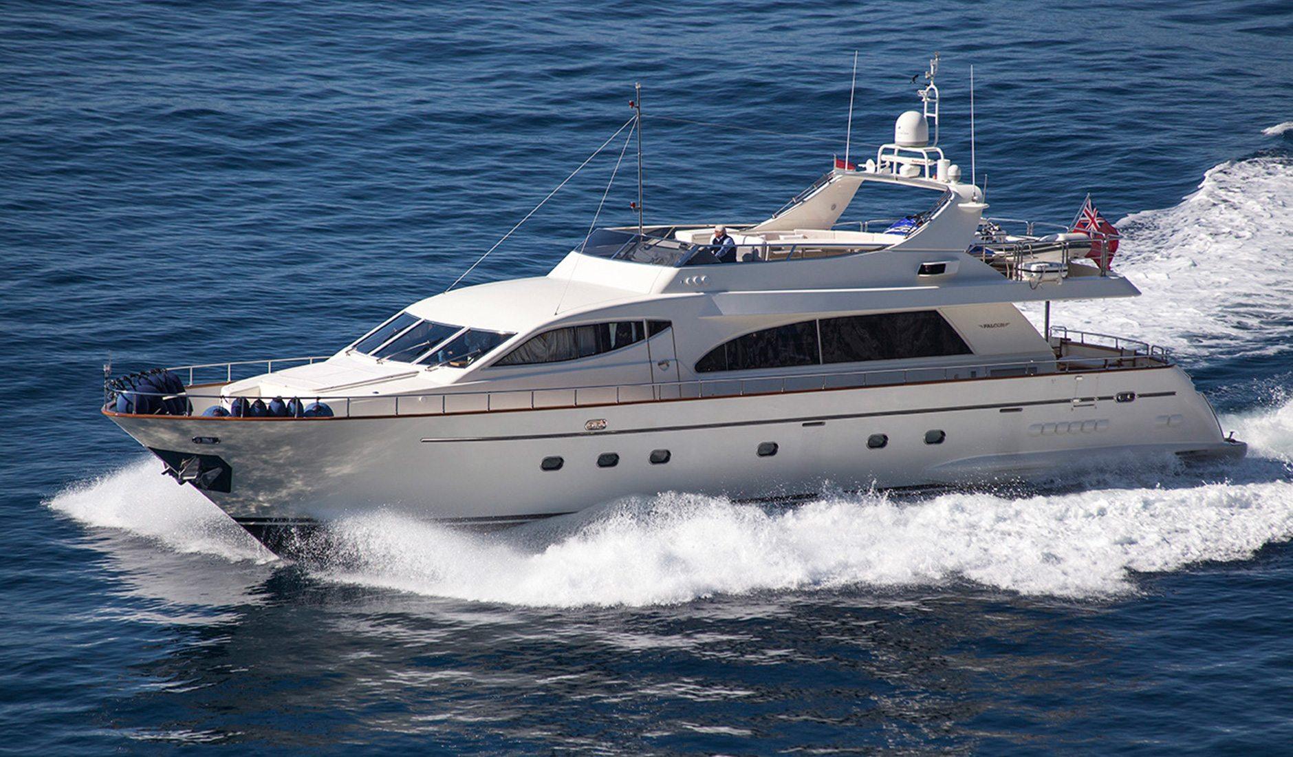 Аренда яхты FALCON 86/2009