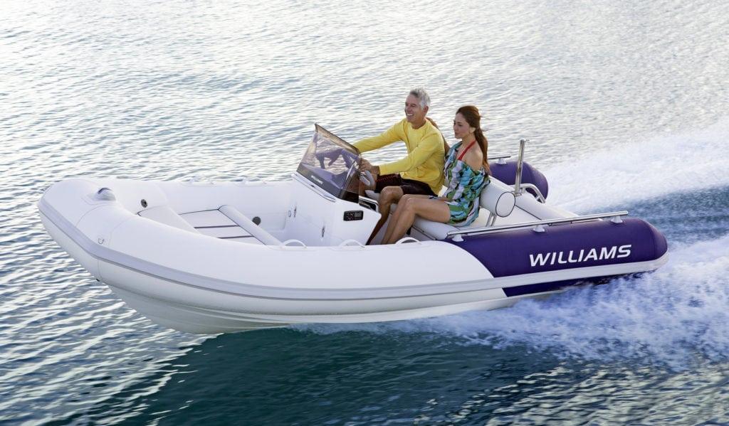 Williams Tenders SportJet 460