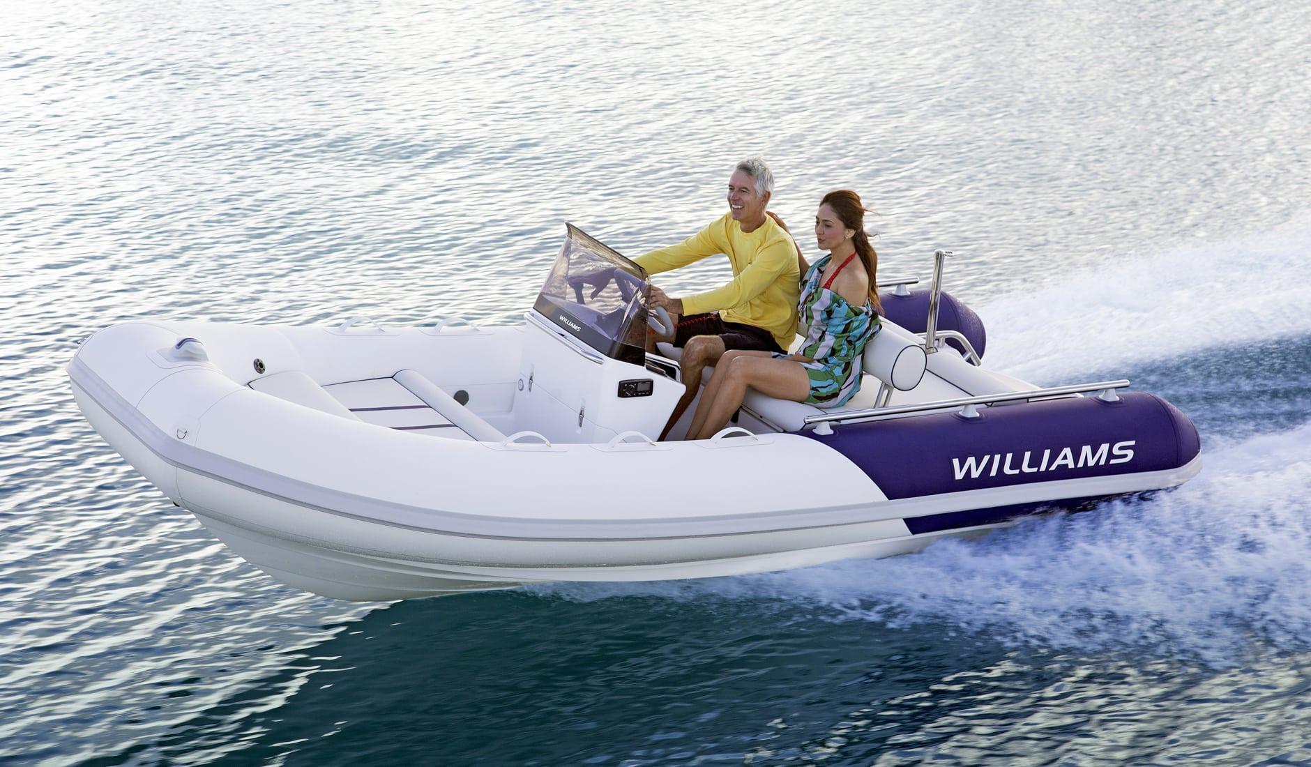Buy yacht Williams Tenders SportJet 460