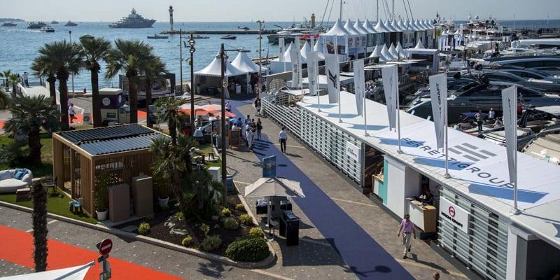 Премьера Ferretti Group на яхтенном фестивале в Каннах 2017
