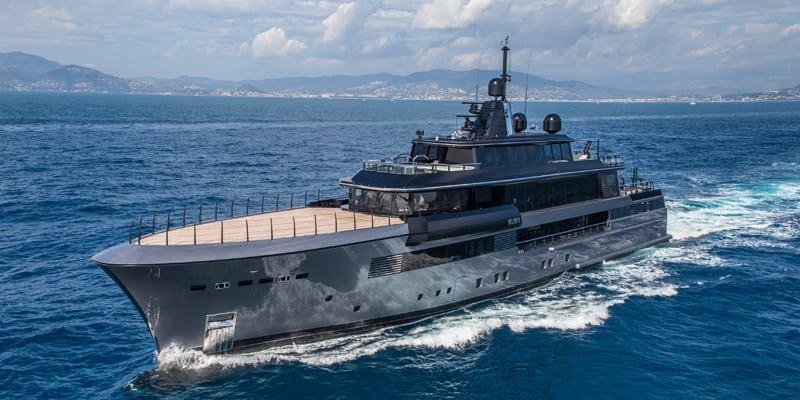 Мега-яхта CRN Atlante стала обладателем престижной премии в Атланте