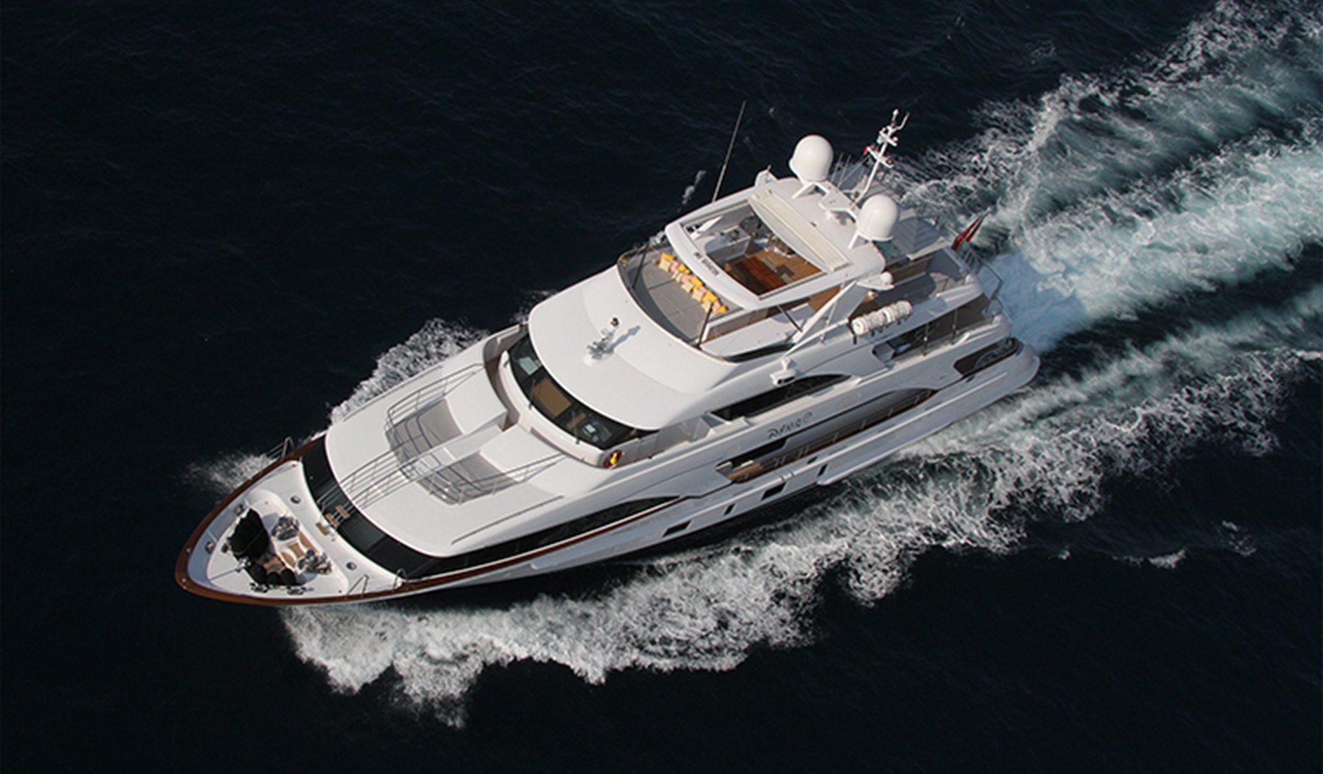 Аренда яхты BENETTI Classic 121/2013