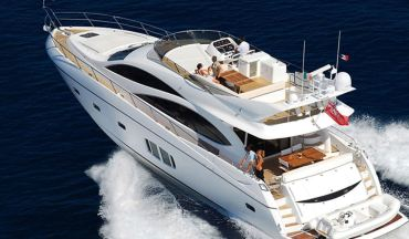 SUNSEEKER 70 MANHATTAN 2011 год