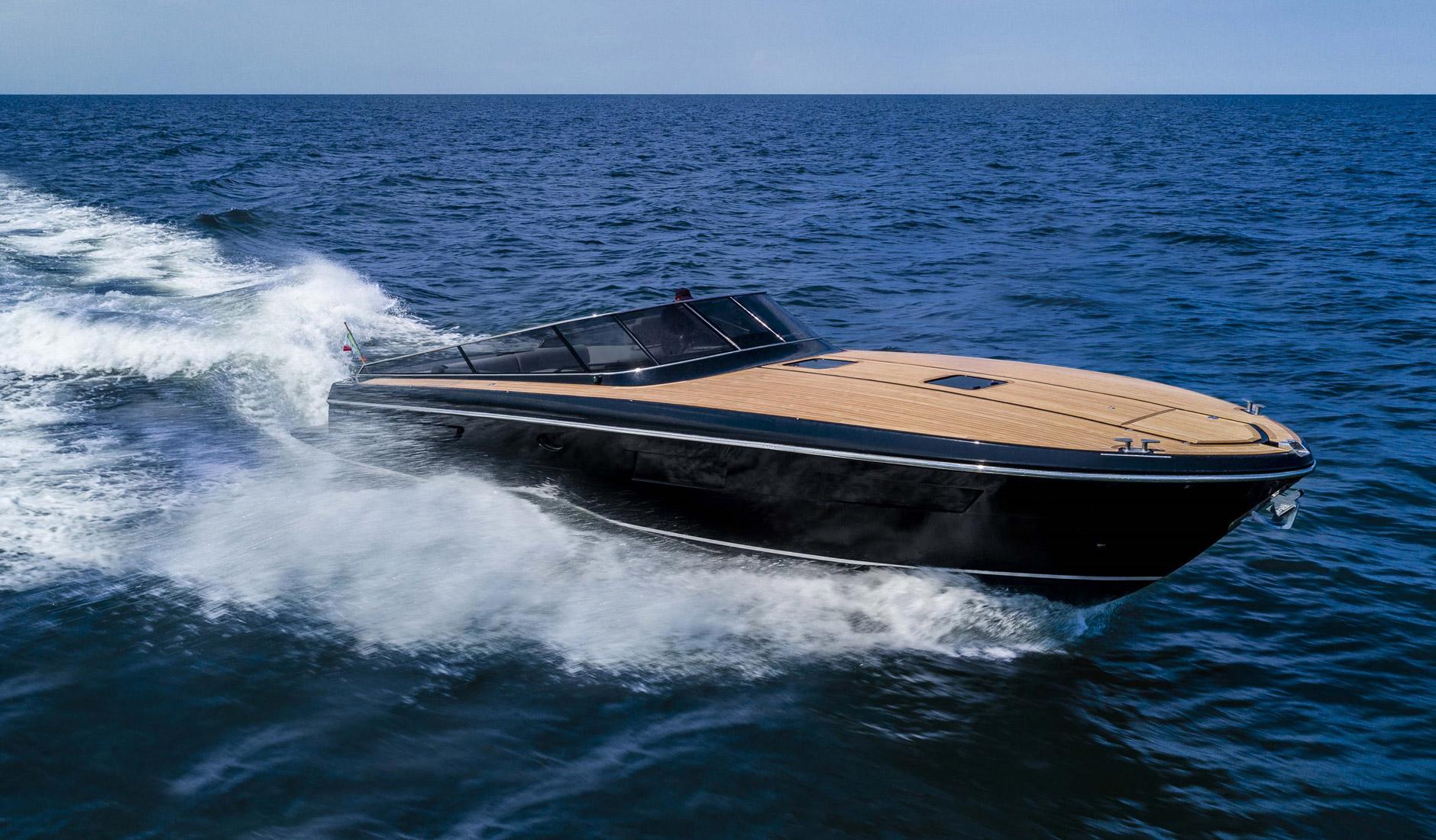 Купить яхту ITAMA 45S