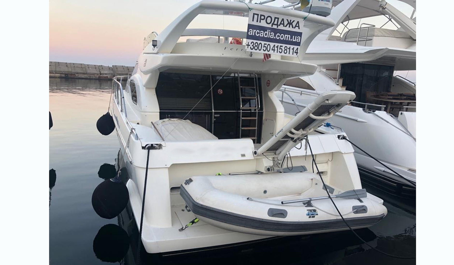 Ferretti Yachts 430 Refit 2020 Photo  3