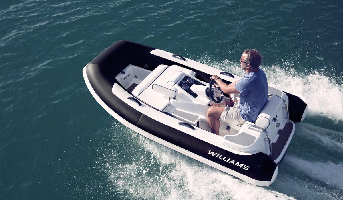 Williams Tenders TurboJet 325