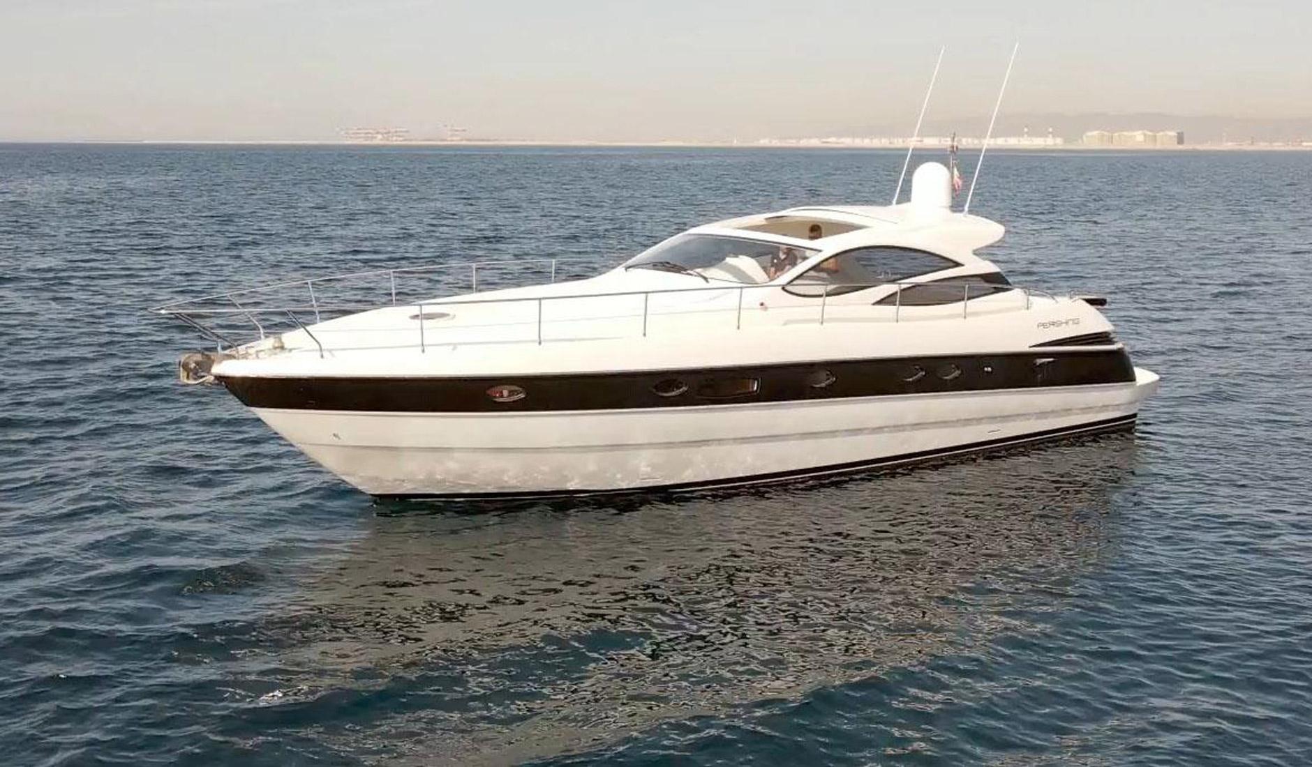 Купить яхту PERSHING 50 2009 год