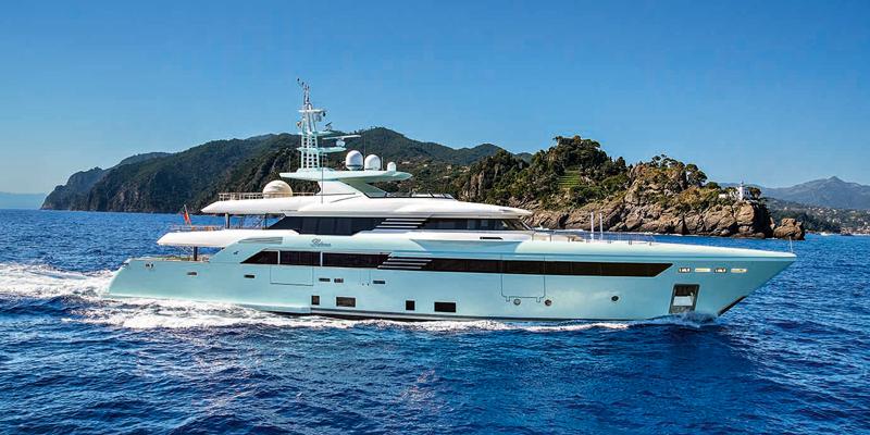 Главная звезда Monaco Yacht Show 2018
