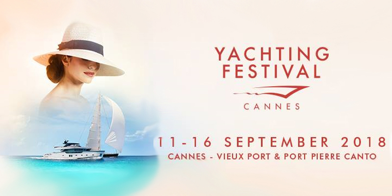 Эксклюзивная регистрация на Cannes Yachting Festival