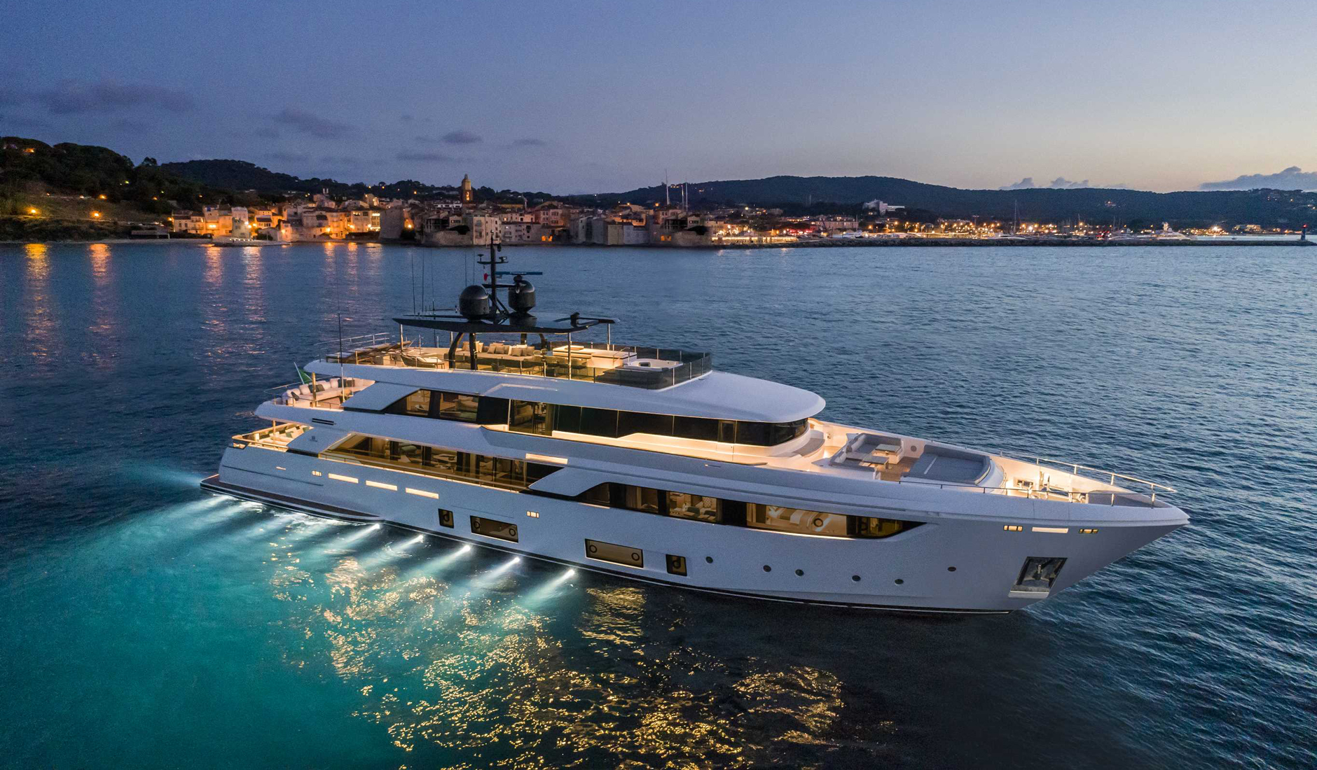 Buy yacht CUSTOM LINE NAVETTA 42