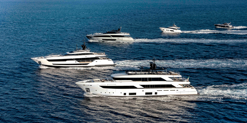 Ferretti Group на Fort Lauderdale International Boat Show 2018