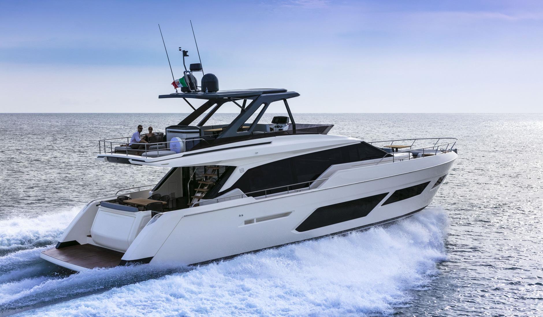 Buy yacht FERRETTI YACHTS 720