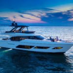 FERRETTI YACHTS 720 Photo  2