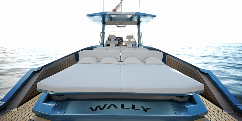 Wally входит в семью Ferretti Group