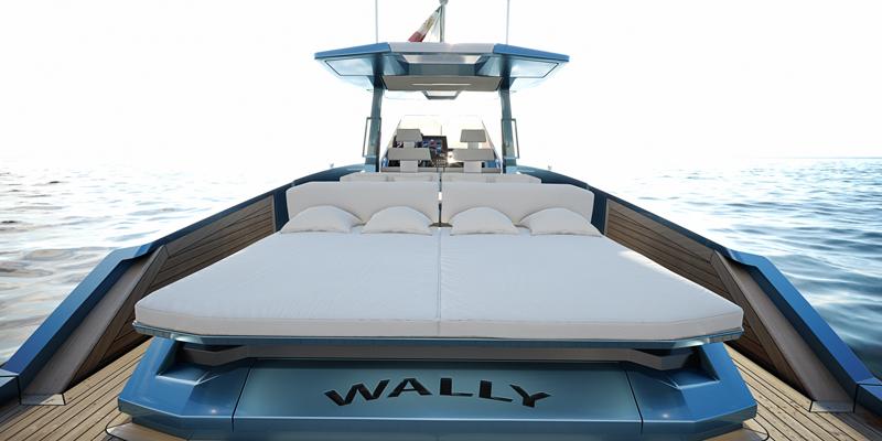 Wally входить в сім'ю Ferretti Group