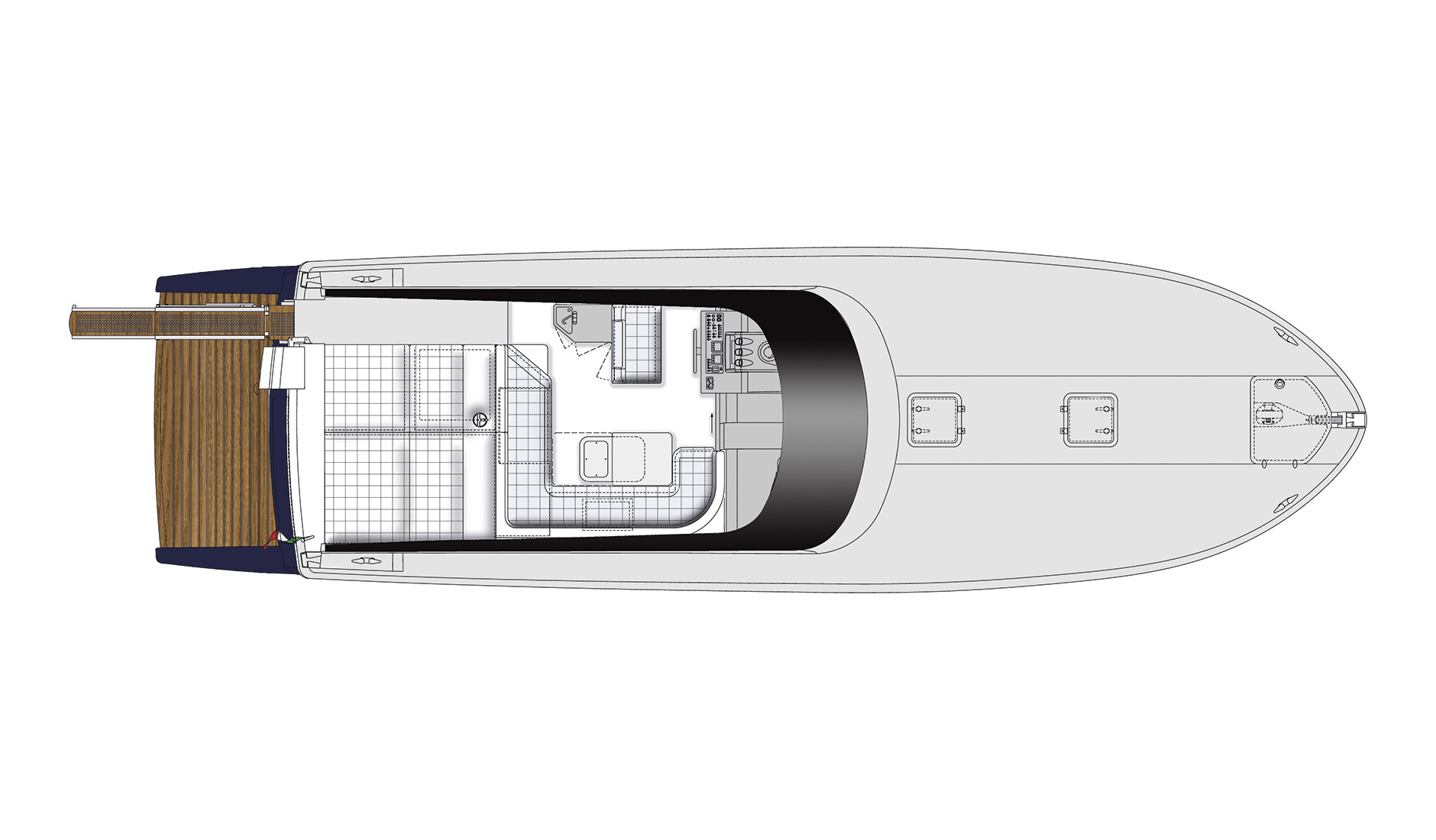 Buy yacht ITAMA 45/2017
