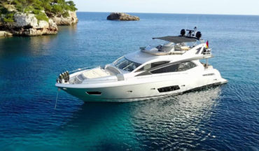 SUNSEEKER MANHATTAN 73 2013 год