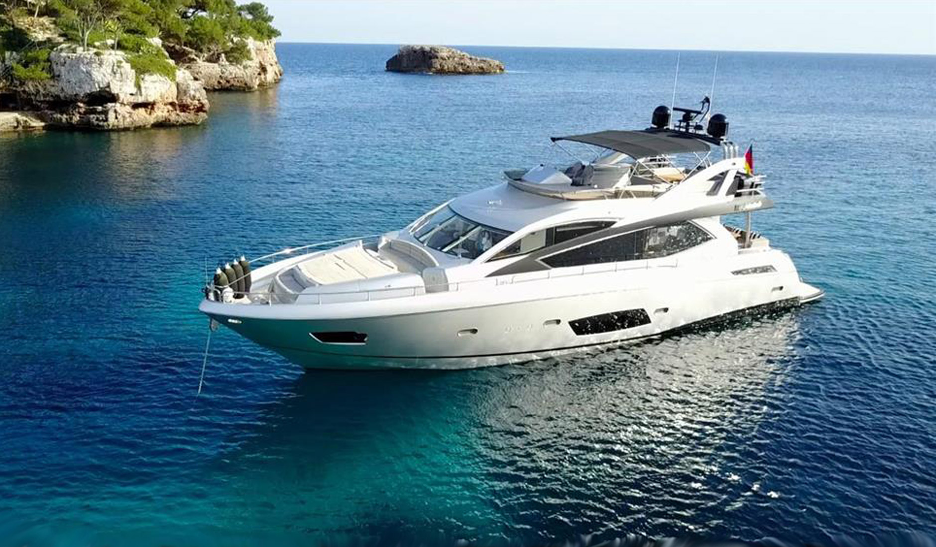 Продаж SUNSEEKER MANHATTAN 73 2013 рік