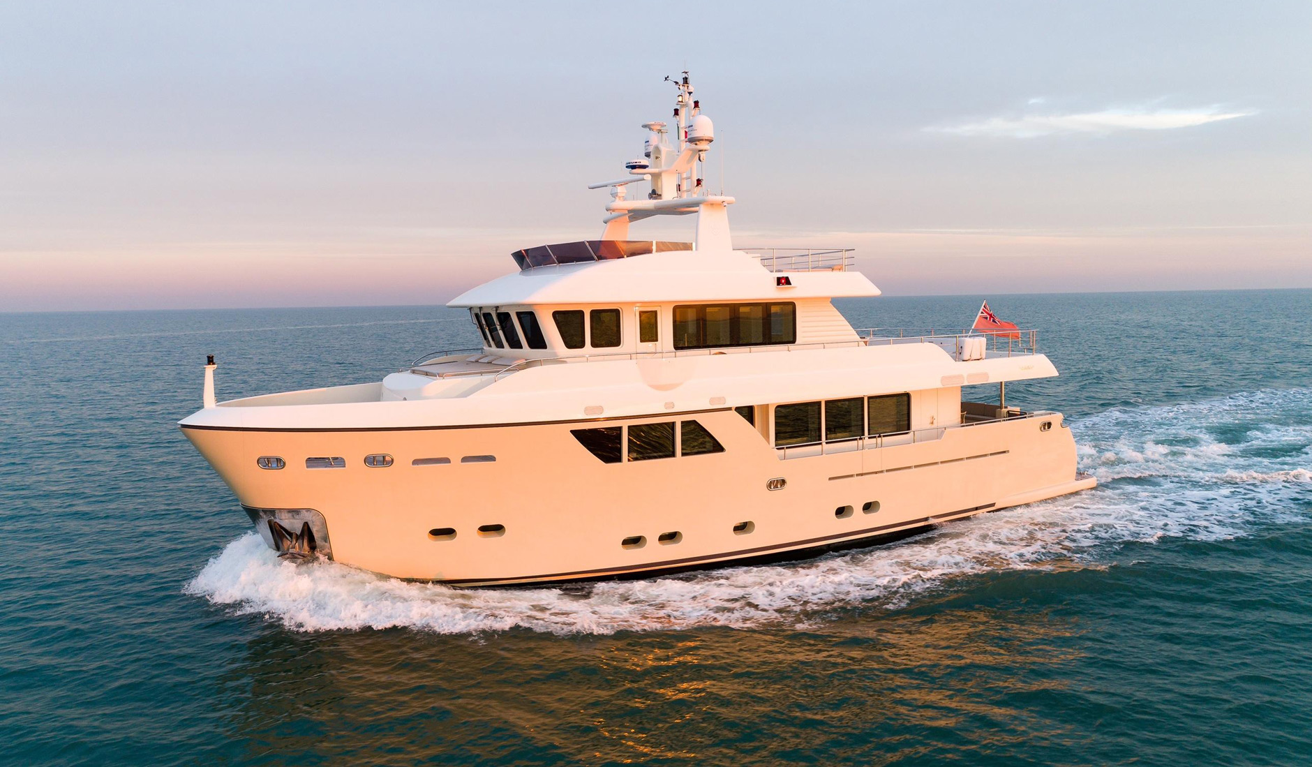 Buy yacht CANTIERE DELLE MARCHE 86/2015
