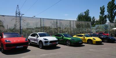 Porsche Experience days