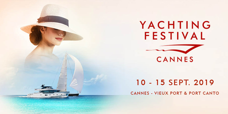 Эксклюзивная регистрация на Cannes Yachting Festival 2019