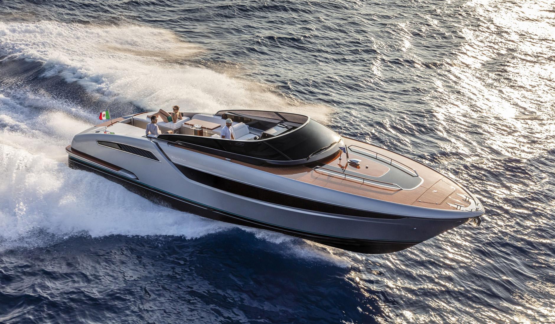 Купить яхту RIVA DOLCERIVA